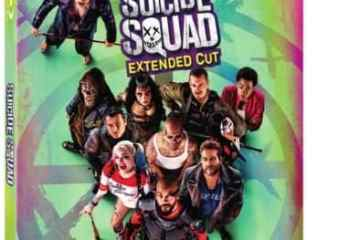 SUICIDE SQUAD: EXTENDED & THEATRICAL CUTS 9