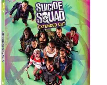 SUICIDE SQUAD: EXTENDED & THEATRICAL CUTS 23