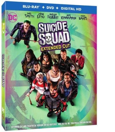 SUICIDE SQUAD: EXTENDED & THEATRICAL CUTS 3