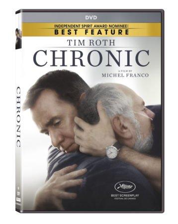 CHRONIC arrives on DVD, Digital HD and On Demand February 28 1