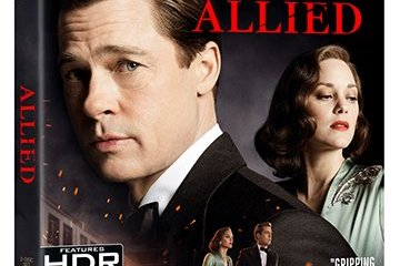 ALLIED debuts on 4K Ultra HD and Blu-ray February 28th and on Digital HD February 14th 27
