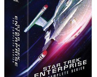 STAR TREK: ENTERPRISE - THE COMPLETE SERIES 40
