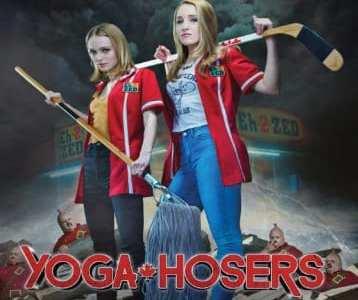 YOGA HOSERS 35