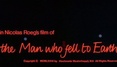 MAN WHO FELL TO EARTH, THE: LIMITED COLLECTOR'S EDITION 9