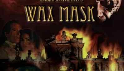 WAX MASK 3