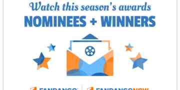 AndersonVision wants you to Fandango on Valentine's Day! WIN AN AWARDS SEASON GIFT CARD! 33