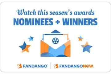 AndersonVision wants you to Fandango on Valentine's Day! WIN AN AWARDS SEASON GIFT CARD! 11