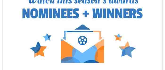 AndersonVision wants you to Fandango on Valentine's Day! WIN AN AWARDS SEASON GIFT CARD! 39