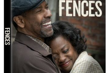FENCES arrives on Blu-ray Combo Pack March 14th and Digital HD February 24th 16