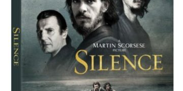 SILENCE arrives on Blu-ray Combo Pack March 28th and on Digital HD March 14th 11