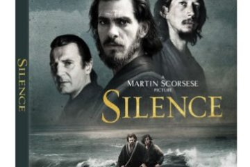 SILENCE arrives on Blu-ray Combo Pack March 28th and on Digital HD March 14th 17