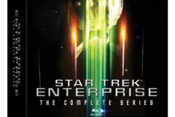 STAR TREK ENTERPRISE: THE COMPLETE SERIES 23