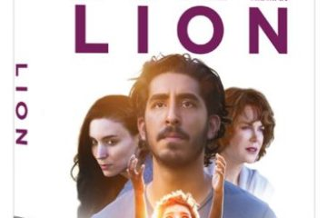 LION arrives on Blu-ray, DVD and On Demand March 21 and on Digital HD March 7 7