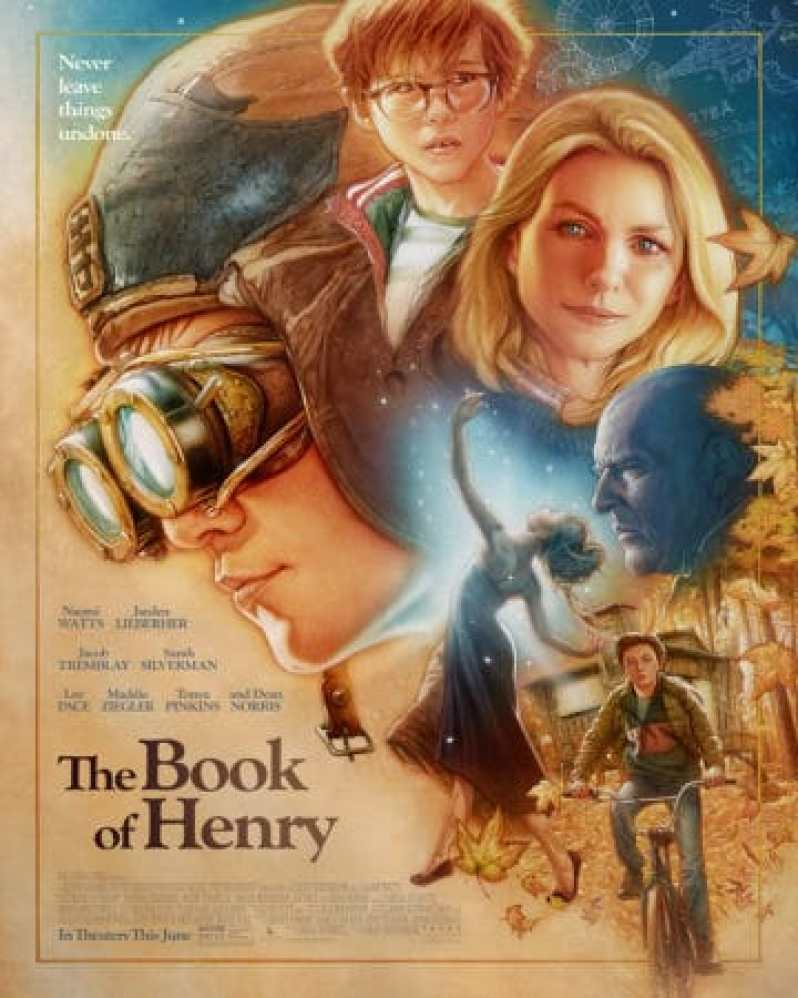 """""""THE BOOK OF HENRY"""" debuts its trailer today. 1"""