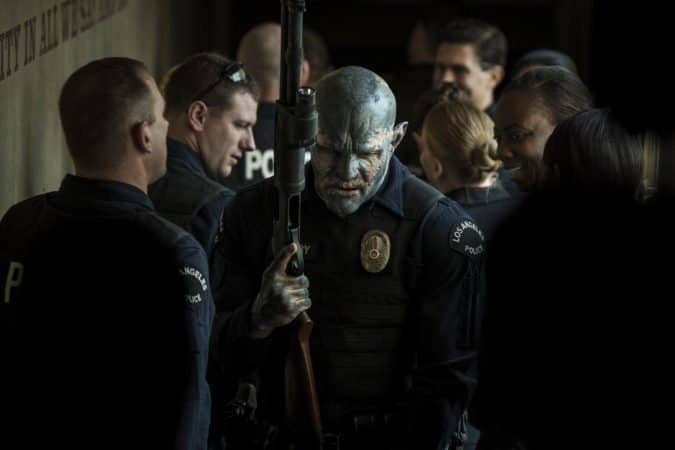 The First Ever Orc Joins The South Central LA Police Force 1
