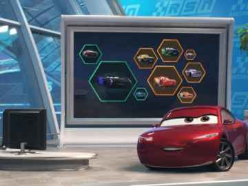 Cars 3 Rolls Out Key Cast and Characters 63