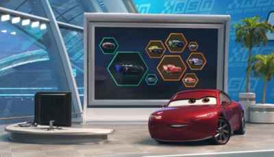 Cars 3 Rolls Out Key Cast and Characters 8