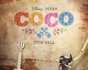 Pixar's latest COCO gets a new poster. 19
