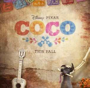 Pixar's latest COCO gets a new poster. 27