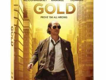 GOLD arrives on Digital HD on April 18 and on Blu-ray Combo Pack, DVD, and On Demand May 2 42
