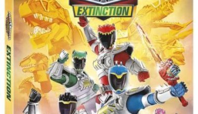POWER RANGERS DINO SUPER CHARGE: EXTINCTION 5