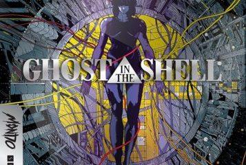 GHOST IN THE SHELL: MONDO STEELBOOK 11