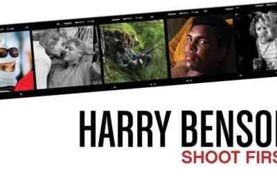 HARRY BENSON: SHOOT FIRST 5