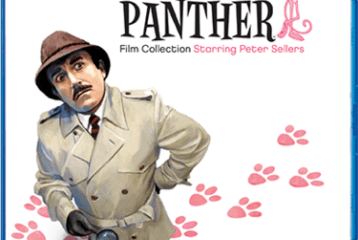 "June 27: 6-Disc BD Set ""Blake Edwards' The Pink Panther Film Collection Starring Peter Sellers"" 28"