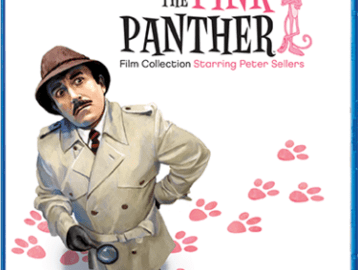"LINEUP OF NEW BONUS FEATURES UNVEILED FOR 6/27 SET ""BLAKE EDWARDS' THE PINK PANTHER FILM COLLECTION"" 37"