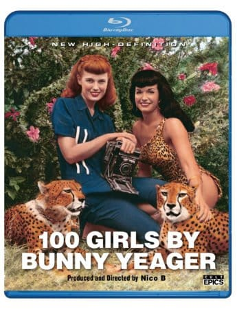 100 GIRLS BY BUNNY YEAGER hits Blu-ray on April 11, 2017 1
