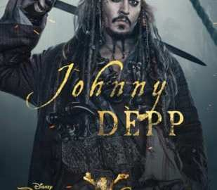 "CHECK OUT THESE NEW POSTERS FOR ""PIRATES OF THE CARIBBEAN: DEAD MEN TELL NO TALES"" 34"