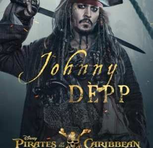 """CHECK OUT THESE NEW POSTERS FOR """"PIRATES OF THE CARIBBEAN: DEAD MEN TELL NO TALES"""" 27"""