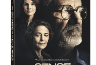 The Sense of an Ending Arrives on Digital HD May 23 and DVD and On Demand June 6 9