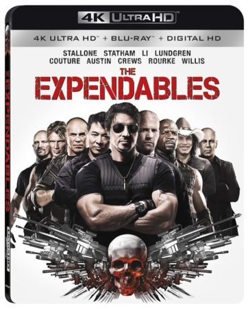 EXPENDABLES, THE (4K UHD) 3