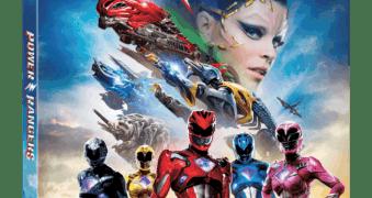 POWER RANGERS arrives on Digital HD 6/13 and on 4K, Blu-ray & DVD 6/27 13