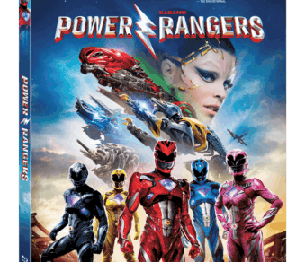 POWER RANGERS arrives on Digital HD 6/13 and on 4K, Blu-ray & DVD 6/27 11