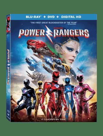 POWER RANGERS arrives on Digital HD 6/13 and on 4K, Blu-ray & DVD 6/27 3