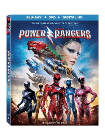 POWER RANGERS arrives on Digital HD 6/13 and on 4K, Blu-ray & DVD 6/27 1