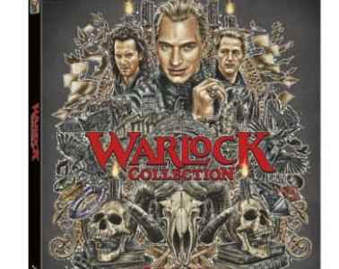 Vestron's Warlock Collection Arrives on Blu-ray 7/25 7