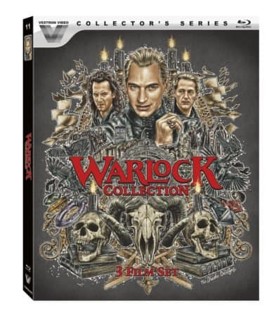 Vestron's Warlock Collection Arrives on Blu-ray 7/25 1