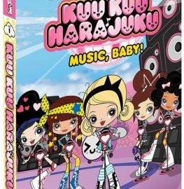 KUU KUU HARAJUKU: MUSIC, BABY! 43