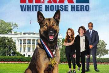 Win a Blu-ray combo pack of MAX 2: White House Hero! 13