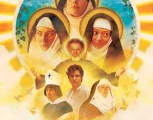 """""""THE LITTLE HOURS"""" gets a new poster. 24"""