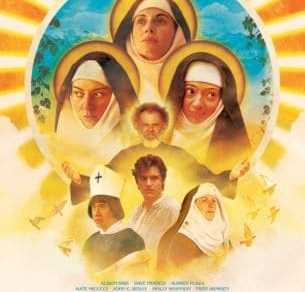 """THE LITTLE HOURS"" gets a new poster. 1"