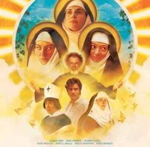 """""""THE LITTLE HOURS"""" gets a new poster. 7"""