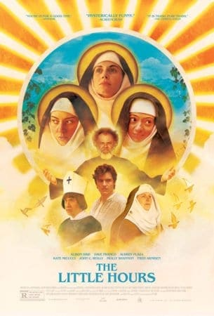 """""""THE LITTLE HOURS"""" gets a new poster. 1"""