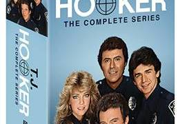 T.J. HOOKER: THE COMPLETE SERIES comes to DVD on July 18th 7