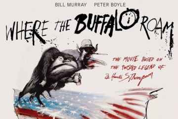 WHERE THE BUFFALO ROAM 23