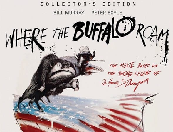WHERE THE BUFFALO ROAM 3