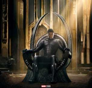 BLACK PANTHER GETS A NEW TRAILER AND POSTER. 18
